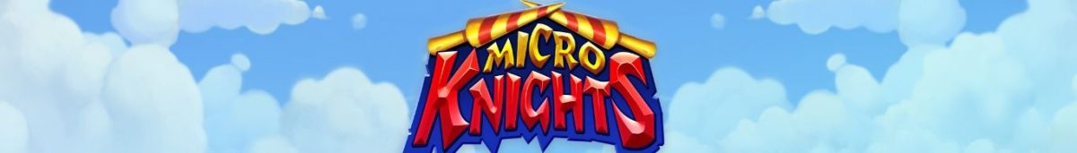 Micro Knights 1365 x 195