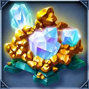 Ocean's Treasure gems