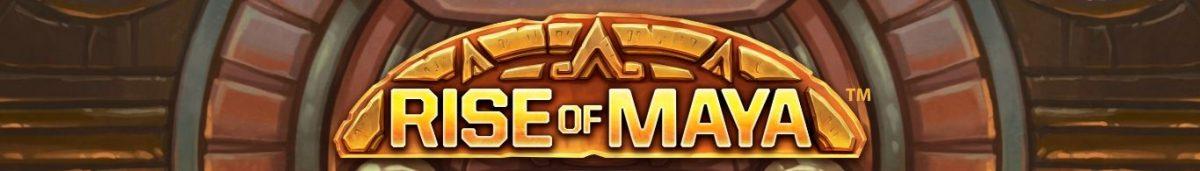 Rise of Maya 1365 x 195
