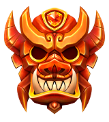 Rise of Maya Red Mask symbol