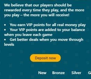Spinaru Casino VIP club
