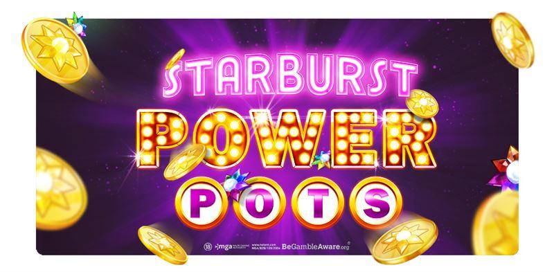 Starburst Power Pots