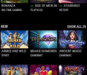 VIPs casino slots