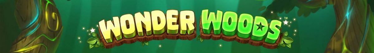 Wonder Woods 1365 x 195