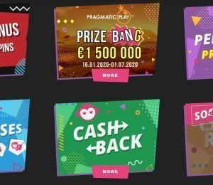 Booi Casino promotions