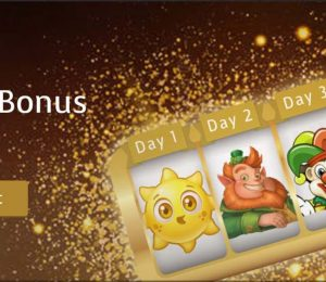 Casino Extra welcome bonus banner