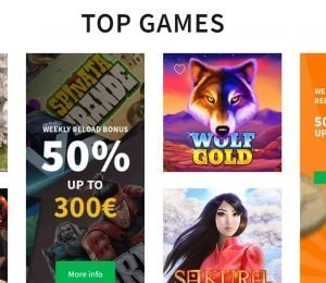 DozenSpins Top Games
