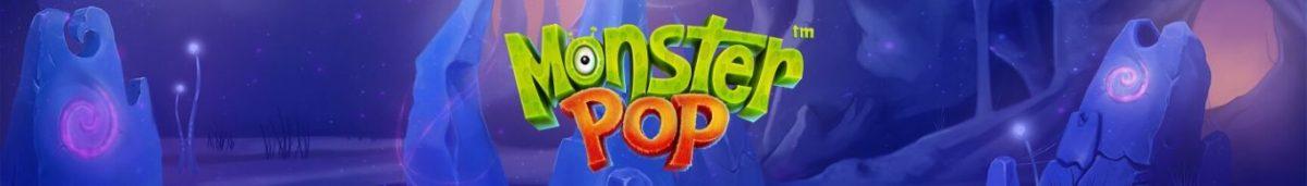 Monster Pop 1365 x 195