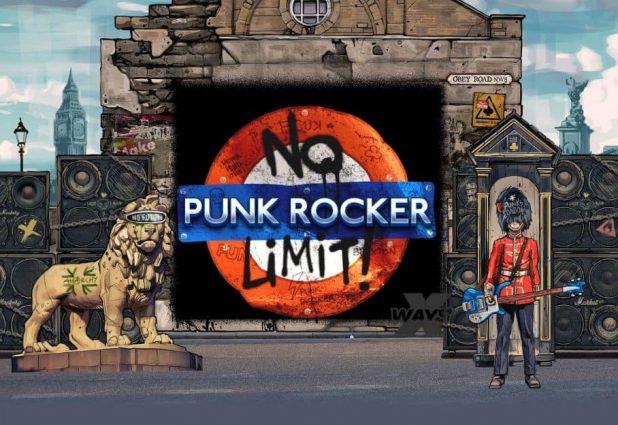 Punk Rocker 908 x 624
