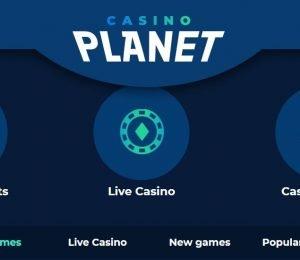 Casino Planet games