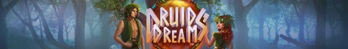 Druids Dream 1365 x 195