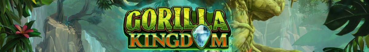 Gorilla Kingdom 1365 x 195