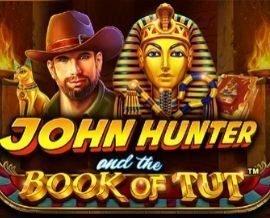 John Hunter and the Book of Tut 270 x 218
