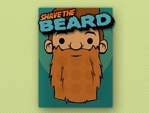 Shave the Beard Hacksaw Gaming