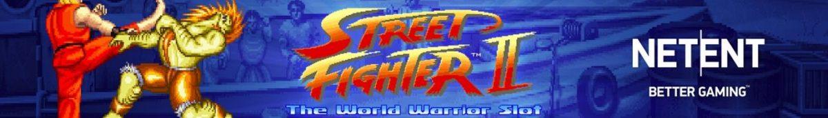 Street Fighter II 1365 x 195
