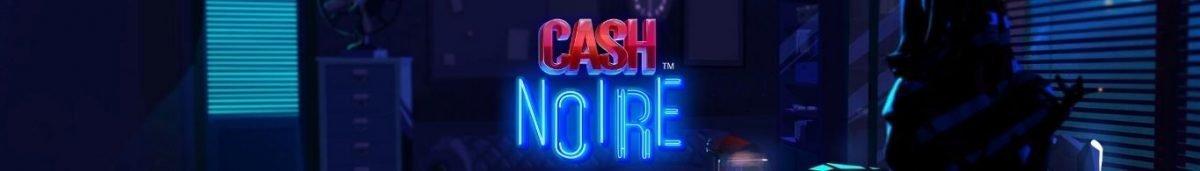 Cash Noire 1365 x 195
