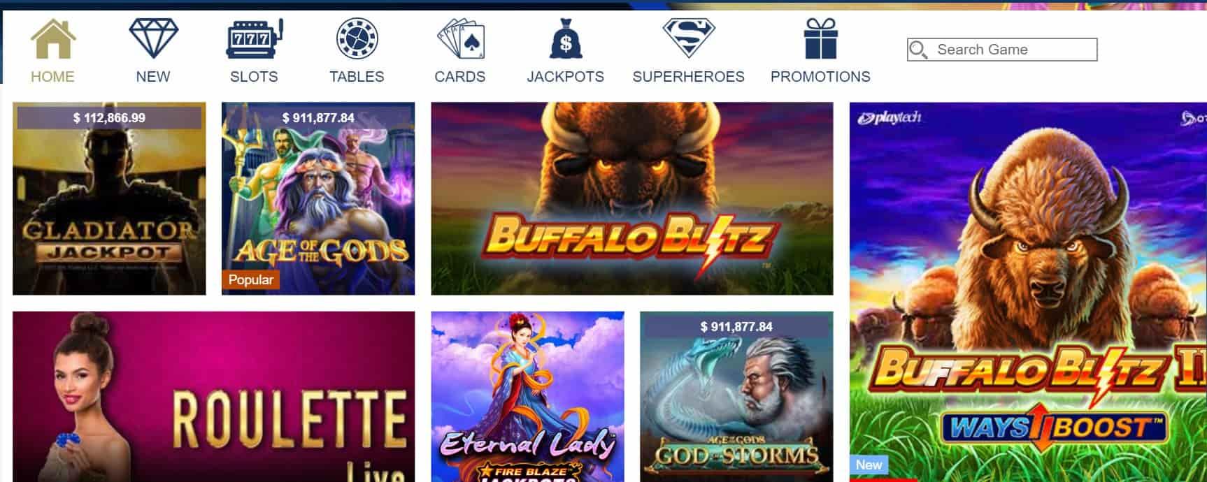 Casino Europa Online