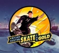 Nyjah Huston Skate for Gold 270 x 218