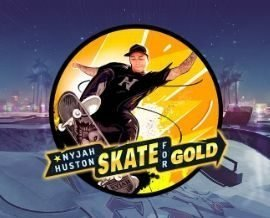 Nyjah Huston Skate for Gold 270 x 218