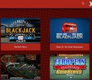 Rant Casino table games-min