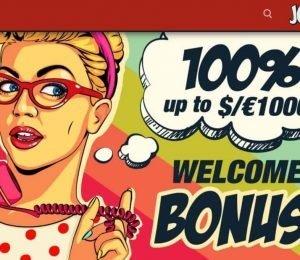 Rant Casino welcome bonus-min