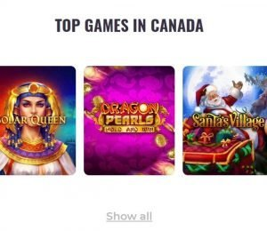 Casino Days top games in Canada-min