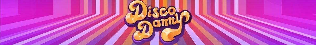 Disco Danny 1365 x 195