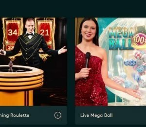 Live Casino live casino screenshot-min