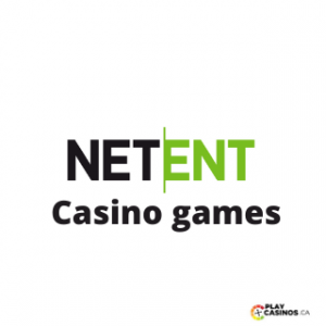 NetEnt Casino Games Image