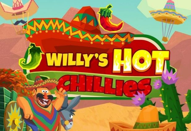 Willys Hot Chillies 908 x 624