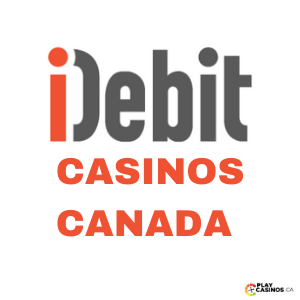 iDebit Casinos Icon for Playcasinos.ca