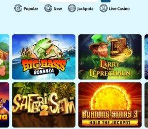 lapilanders casino games