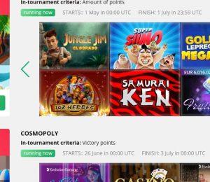 slotv casino tournaments