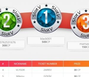 slotv lottery