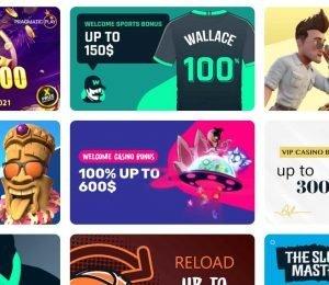 wallacebet promotions