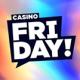 Casino Friday logo 134 x 134