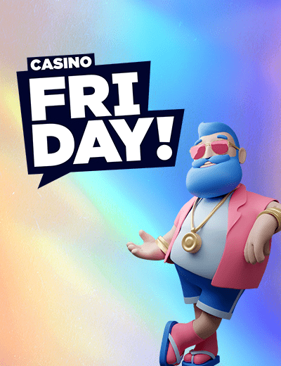 Casino Friday logo 400 x 520-minCasino Friday logo 400 x 520-min