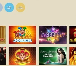 Slot Games at Casino Lab-min
