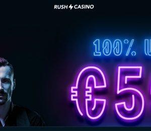 rush casino welcome bonus-min