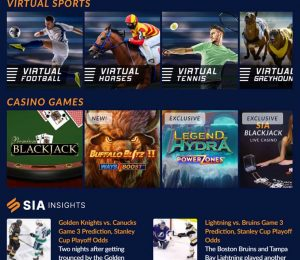 sports interaction virtual sports and casino games-min
