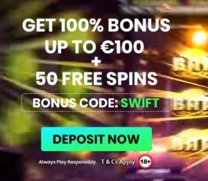 swift casino welcome bonus-min
