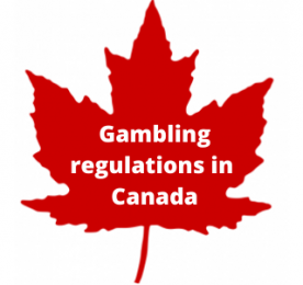 Gambling regulations in Canada