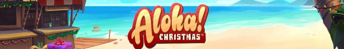 Aloha Christmas 1365 x 195