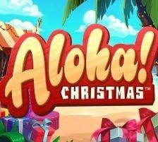 Aloha Christmas Slot 908 x 624