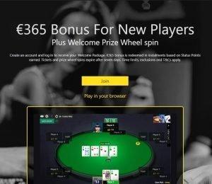 bet365 canada poker