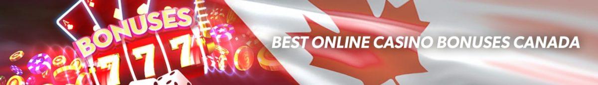 Best Online Casino Bonuses Canada