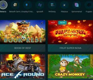casino4u games-min