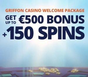 griffon casino welcome bonus-min
