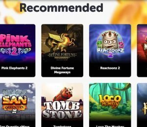 pocket play casino recommended games-min