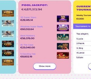kim vegas casino jackpots and tournaments-min